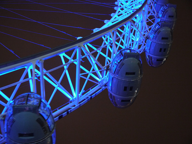 Adopted Londoners Are The Subject Of 32 London Eye Talks