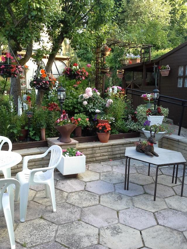 The Jessa Family Garden in Friern Barnet.