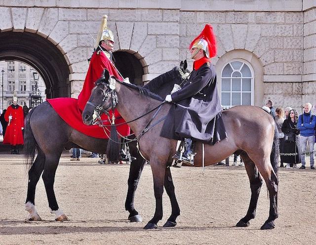 Horse Guards Parade. Photo: John Kortland (2014)