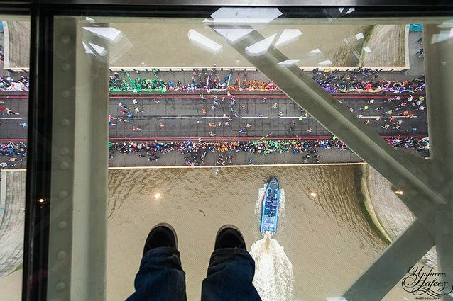 A different perspective. Photo by Real London Photos from the Londonist Flickr pool