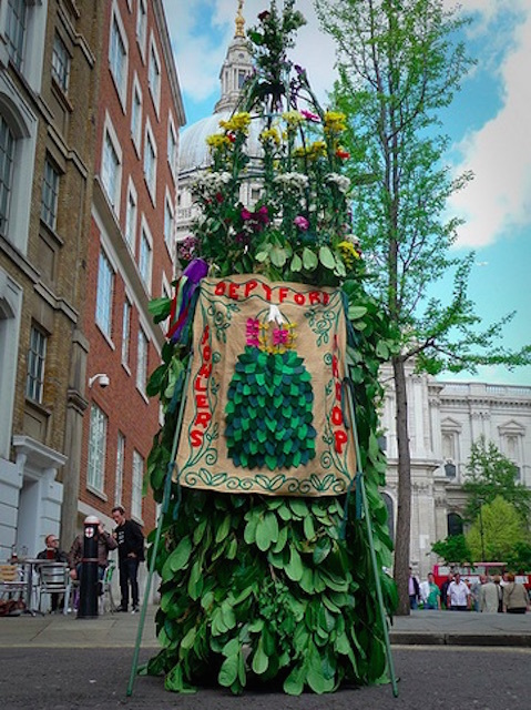 Deptford Jack in the Green is another May Day tradition: mdx (2010)