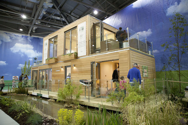 Ticket offer grand designs live 2015 at excel londonist for Garden house grand designs