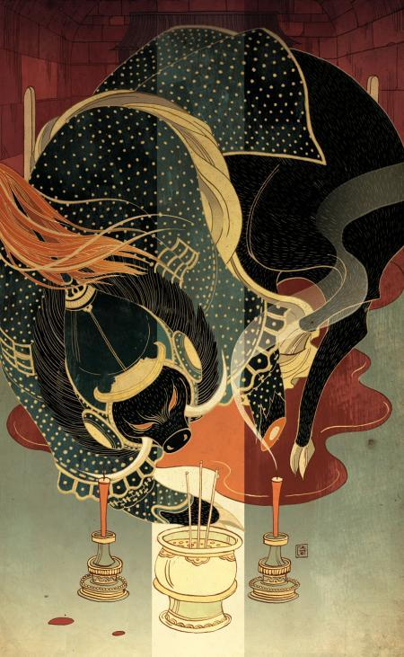 See Beautiful Fairy Tale Illustrations In A Free Pop-Up ...
