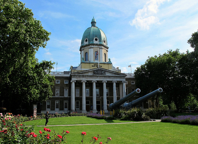 Imperial War Museum, Lambeth. Photo by Tony Avon