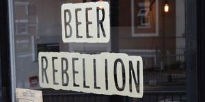 Beer Rebellion Gipsy Hill