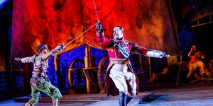 Peter Pan Sets Spirits Soaring In Regent's Park