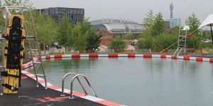Swimming Shorts: King's Cross Pond Club