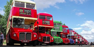 Friday Photos: London Buses