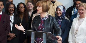 Tessa Jowell Launches Campaign To Be Mayor
