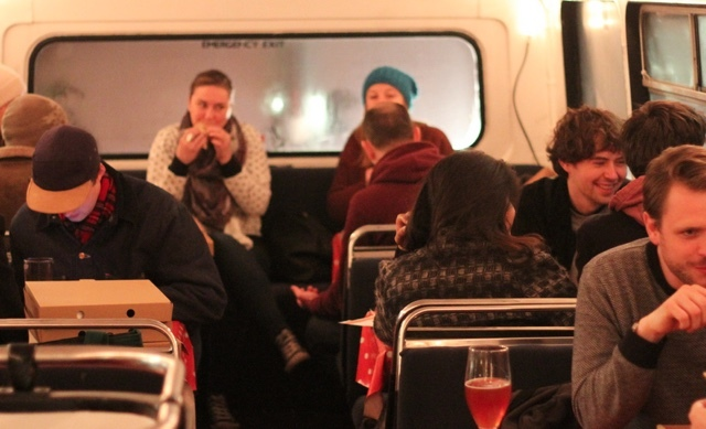 What Is A Lease >> Tube Cocktails And Dinner On A Bus: Transport Themed Eating And Drinking In London | Londonist