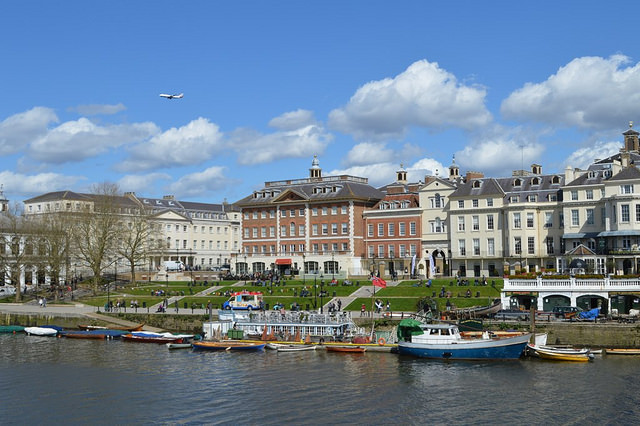 Weekend Walk: Richmond To Twickenham Along The Thames