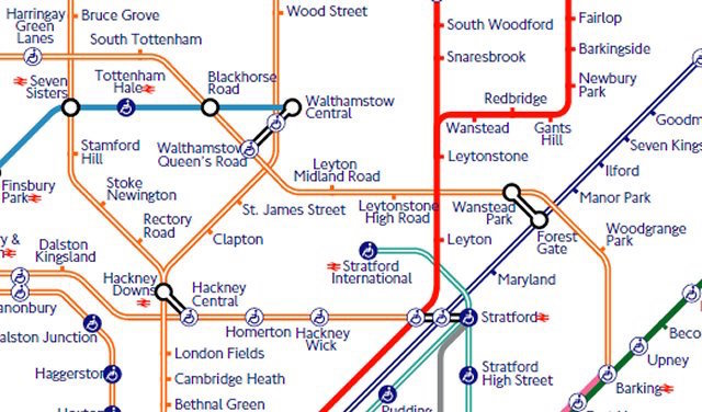 Leytonstone Tube Map A First Look At The New Tube Map | Londonist