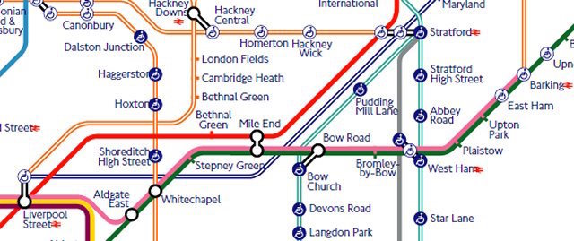 A First Look At The New Tube Map Londonist
