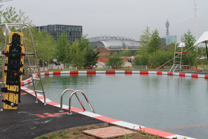 Swimming Shorts: King's Cross Pond Club