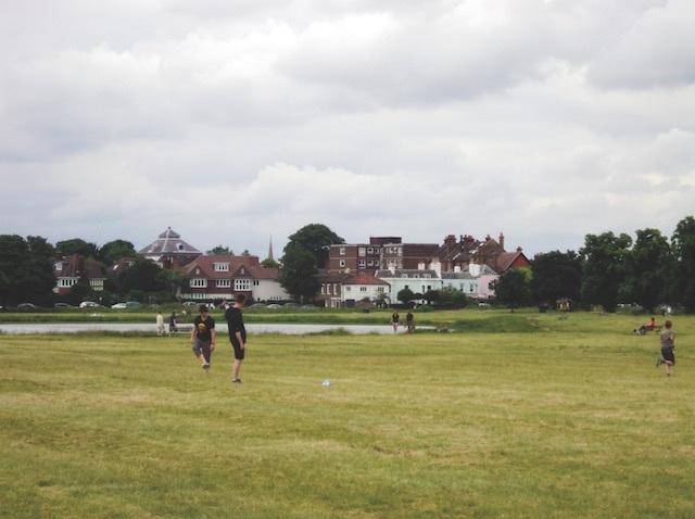 Wimbledon Parkside