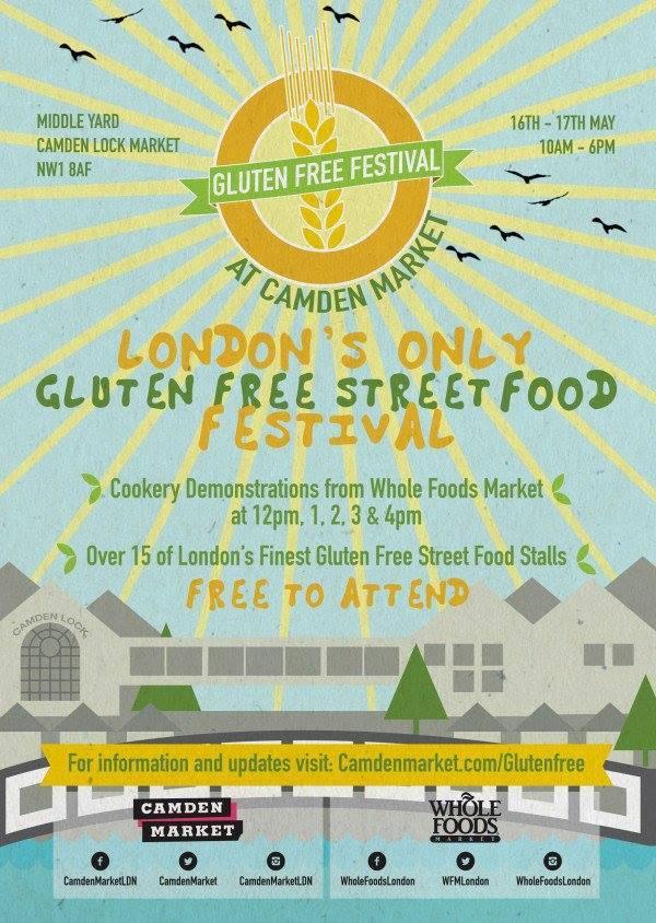The Flyer: Gluten-Free Street Food Festival