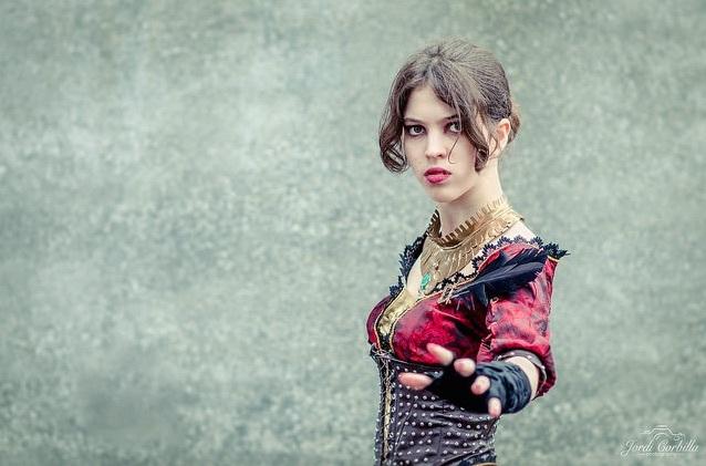 Baroness by Jordi Corbilla