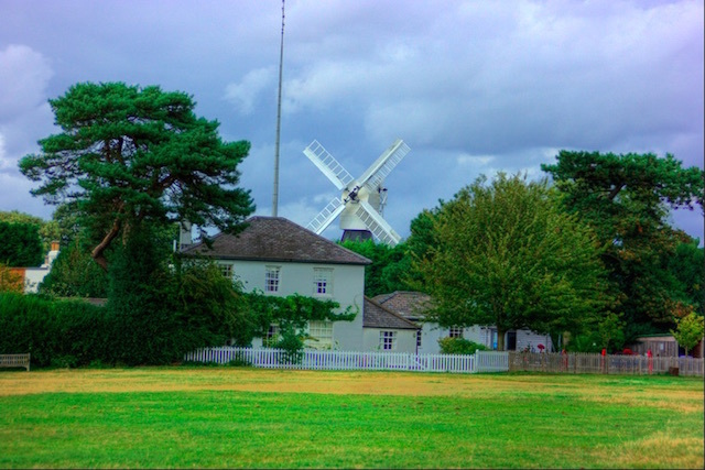 Wimbledon Windmill. Photo: fintanwest (2008)