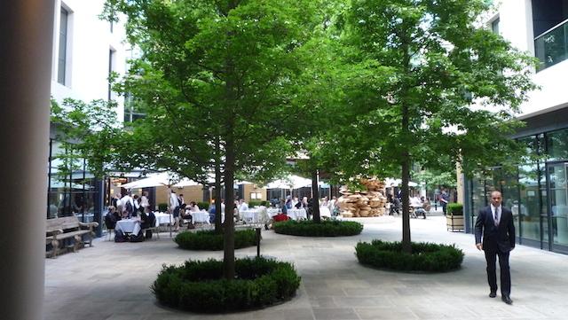 Ham Yard, Westminster