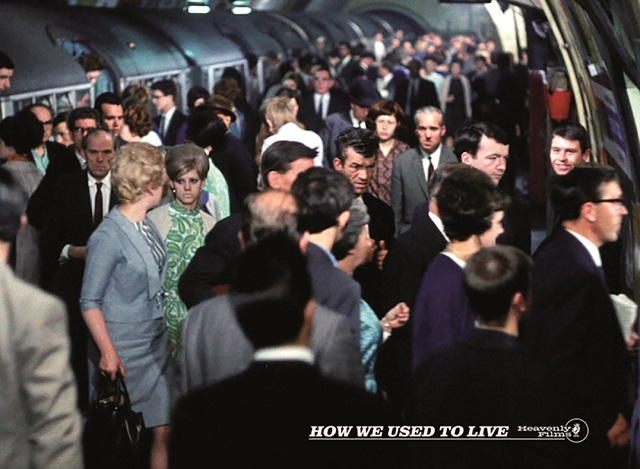 How We Used To Live (2014) a collaboration between Paul Kelly and Saint Etienne