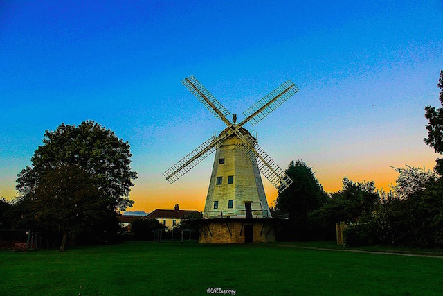 Upminster Windmill. Photo: LGEEography (2014)