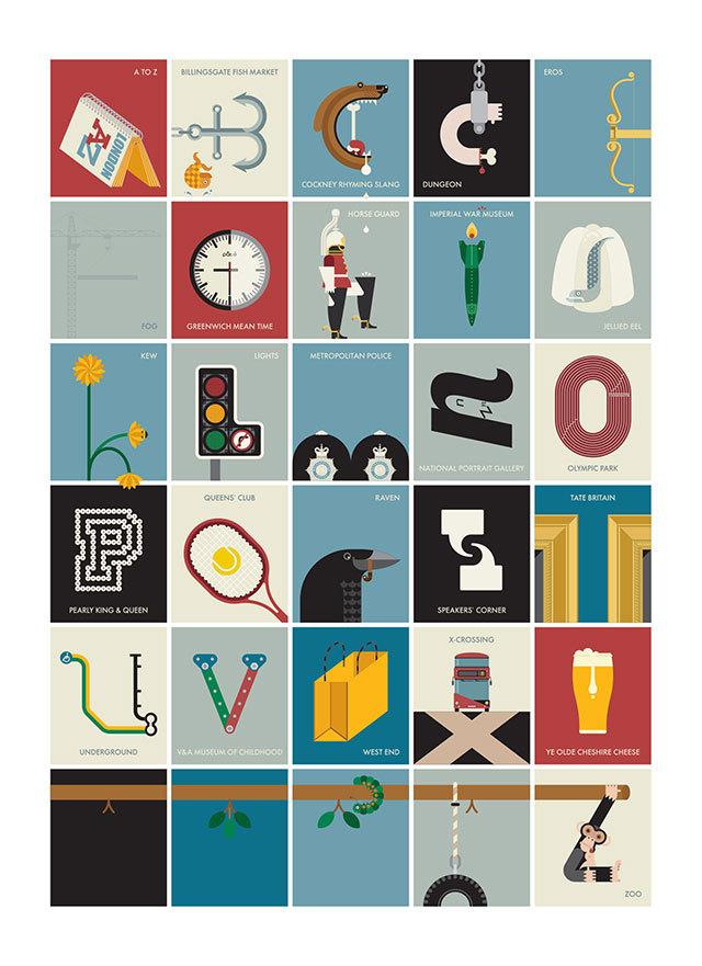 Paul Pateman, London A To Z