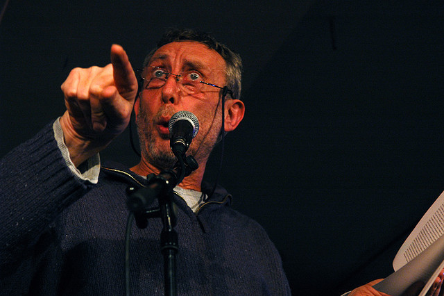 Michael Rosen And John Hegley Celebrate Legacy Of Keats
