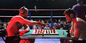 Deal Of The Day: Chessboxing! Chess And Boxing. Together