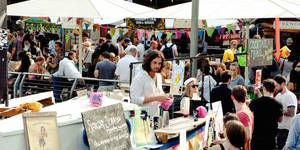 Lock Live Kicks Off Camden Market's Summer Season