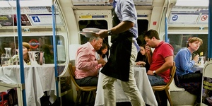 Why It's OK To Eat On Public Transport