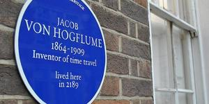 It Must Be A Sign: London's Alternative Plaque Schemes