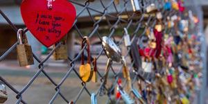 Friday Photos: Love Locks