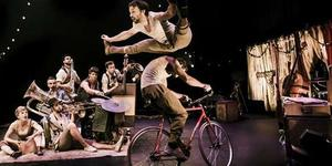 Deal Of The Day: 25% Off Posh Seats At Scotch & Soda Circus