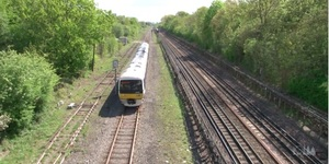 Is This London's Loneliest Train?