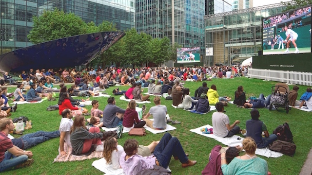 Wimbledon 2015 On The Big Screen Where To Watch In London Londonist