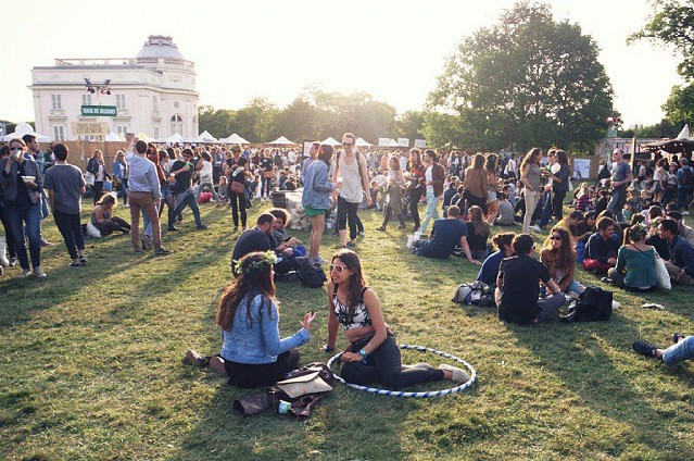 Summer lovin' in London