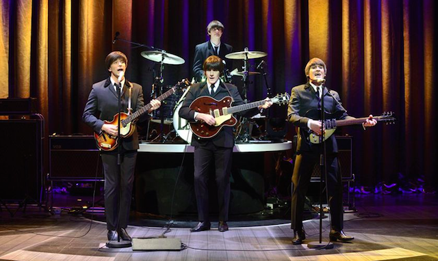 Let It Be at the Garrick Theatre
