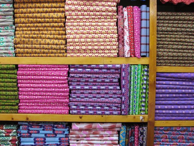 Bill Wright, Petticoat Lane Textile Shops