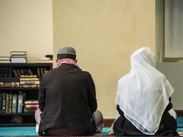 Stavarh Wilson, East London Mosque