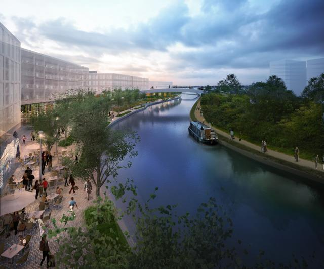 9,000 New Homes Planned For Old Oak Common