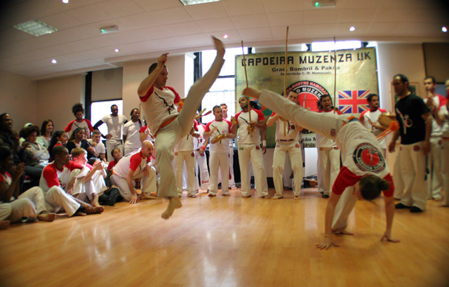 Capoeira Academy UK