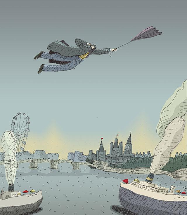 David Pintor, London Fly
