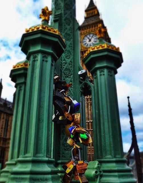 Westminster Bridge. Photo: Doug (2014)