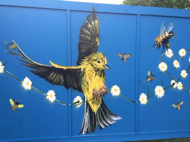See Brockley Brightened With Street Art