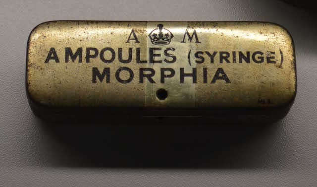 Morphia. Photo Sandra Lawrence.