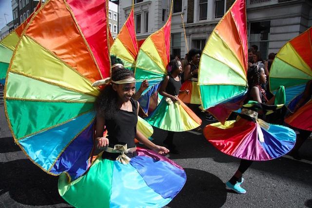 Notting Hill Carnival. Photo: Paul (2010)