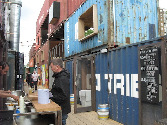 What S Brixton S Shipping Container Village Like Londonist