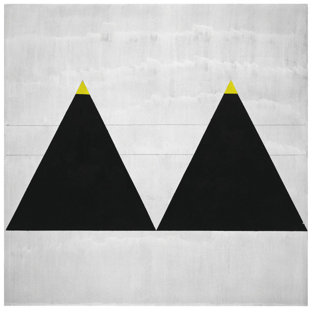 On a few occasions there are works that aren't just grids, but these are few in number. © 2015 Agnes Martin / Artists Rights Society (ARS), New York