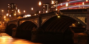 Battersea Bridge: A History In Collisions