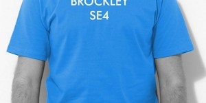 Don't Be A Cabbage. Wear This Brockley T-Shirt
